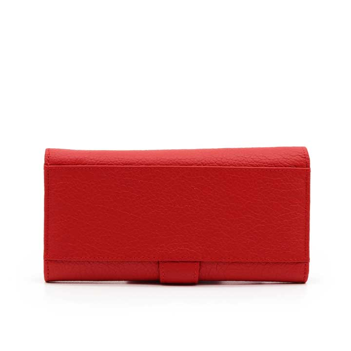 Ladies Classic Wallet - Red