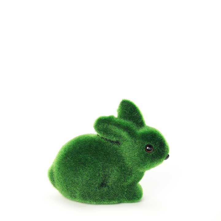 Artificial Moss Rabbit - small