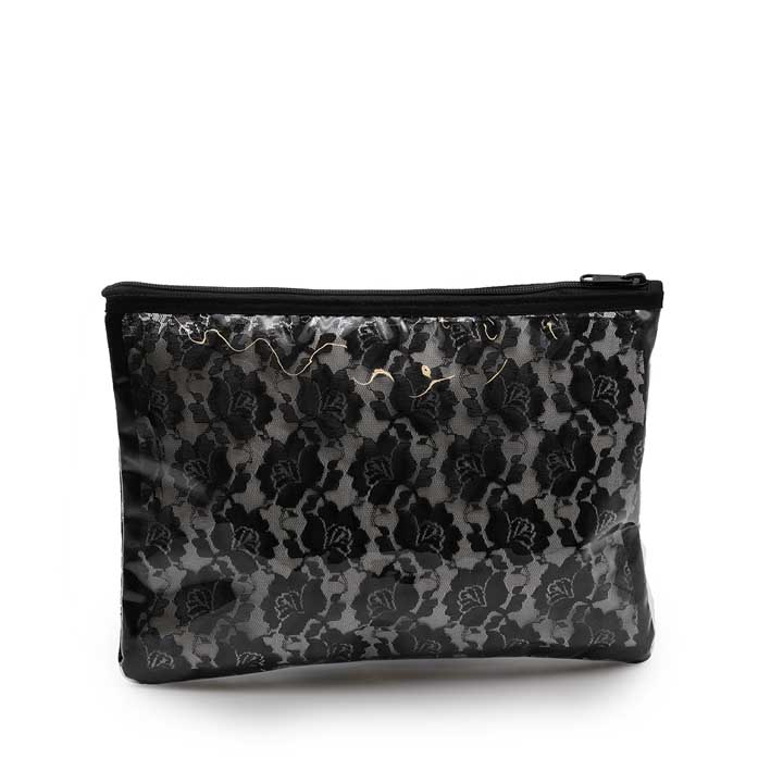 Lace Bag - Black