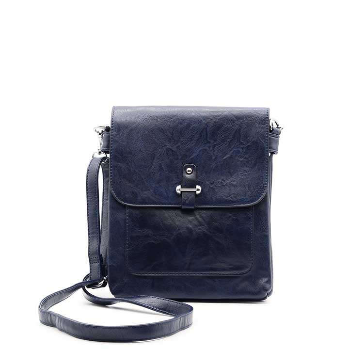 Modern Sling Bag - Royal Blue