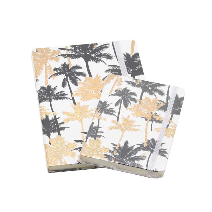Note Book Combo - Palm Tree