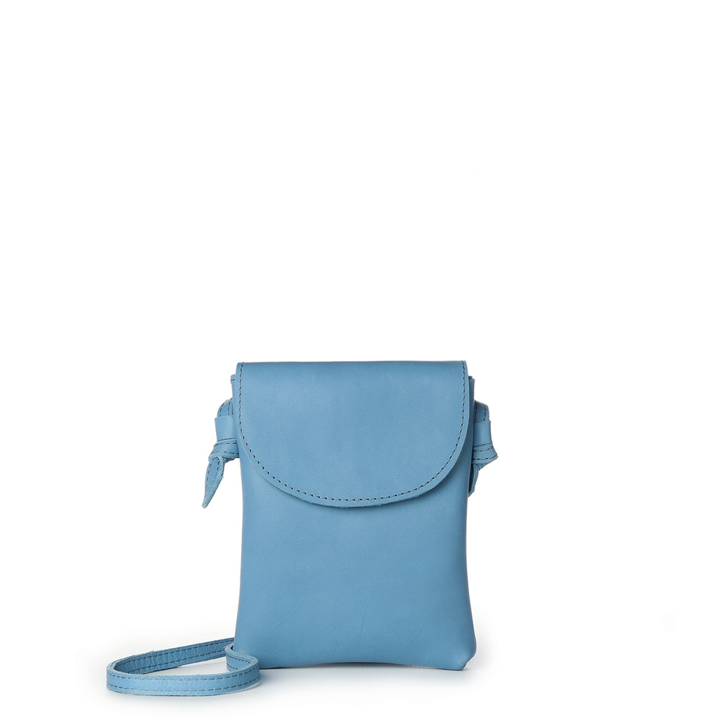 Compact Sling Bag - Blue