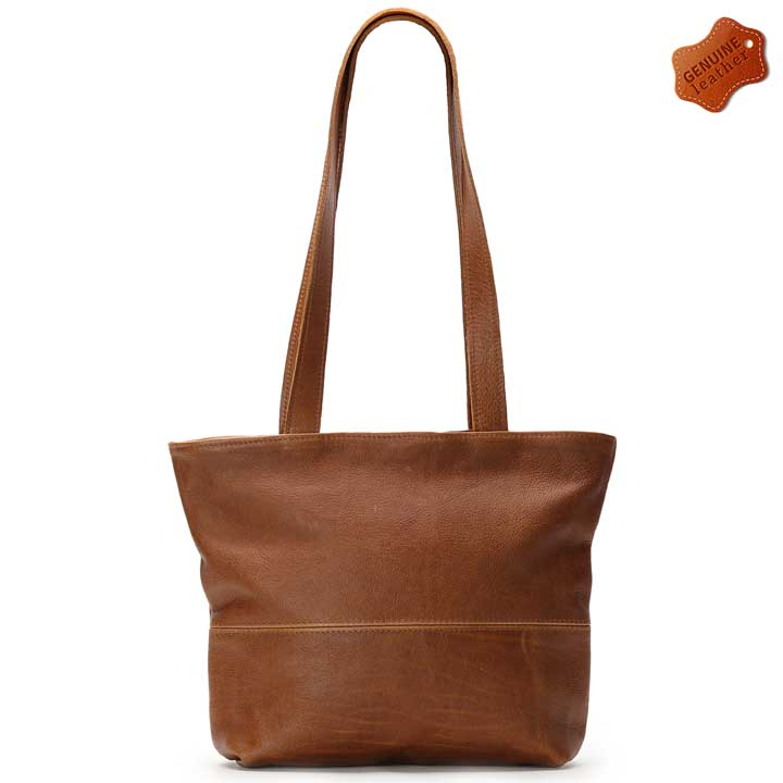 Shopper Bag - Hazelnut-brown