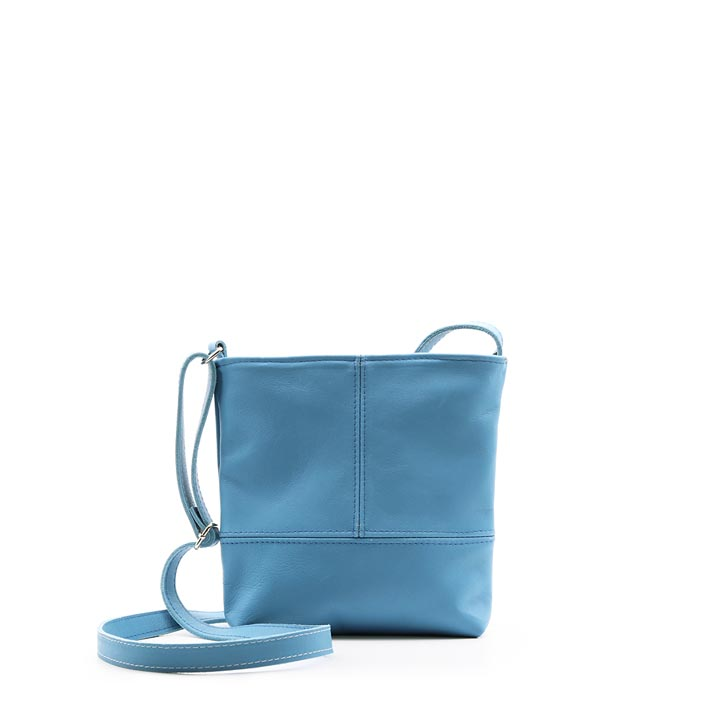 Simple Sling Bag - Blue